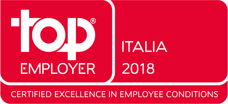 Top Employers Italia 2018